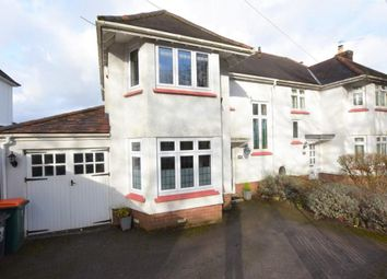 3 bed semi-detached house for sale in Edward Vii Avenue, Newport NP20