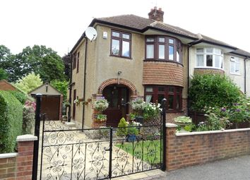 Thumbnail 3 bed semi-detached house for sale in Chobham Road, Ottershaw