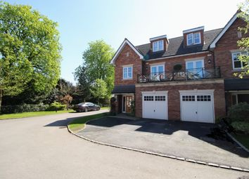 Thumbnail 4 bed town house for sale in Binfield, Bracknell