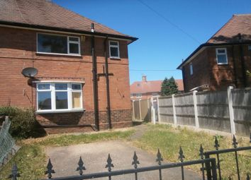 Thumbnail 3 bedroom semi-detached house for sale in Fenwick Close, Nottingham