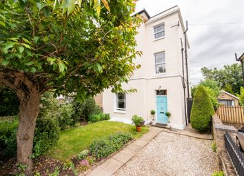 Thumbnail 4 bed semi-detached house for sale in Darnley Road, Gravesend