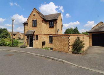 Thumbnail 3 bed detached house for sale in Tynemouth Rise, Monkston, Milton Keynes