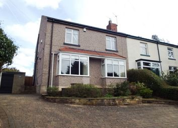 Thumbnail 3 bed semi-detached house to rent in Bocking Lane, Beauchief, Sheffield