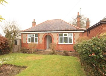 Thumbnail 2 bed bungalow to rent in Bosworth Road, Carlton, Warwickshire