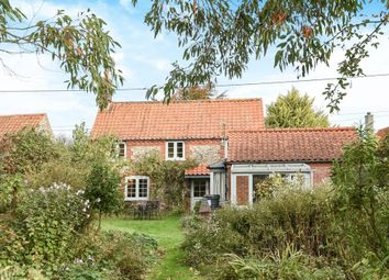 Thumbnail 3 bed cottage for sale in Holt Road, Field Dalling, Holt