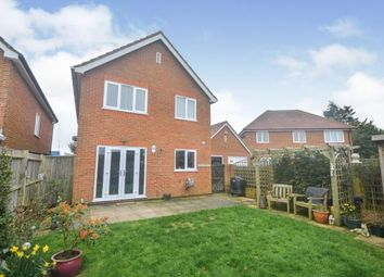 Thumbnail 3 bed detached house for sale in Jesson Close, St Mary's Bay, Romney Marsh, Kent