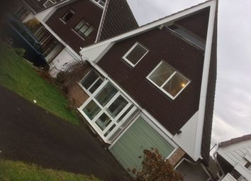 Thumbnail 3 bed detached house to rent in Grafton Close, Redditch