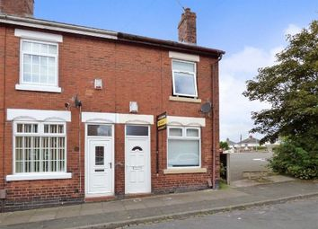 Thumbnail 2 bed end terrace house for sale in Pool Street, Fenton, Stoke-On-Trent