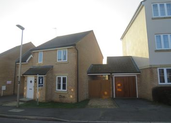 Thumbnail 4 bedroom detached house for sale in Hepburn Crescent, Oxley Park, Milton Keynes