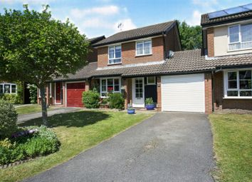 Thumbnail 3 bed link-detached house for sale in New Dawn Close, Farnborough