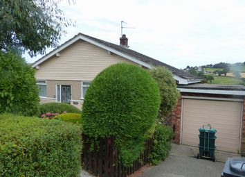 Thumbnail 2 bed bungalow for sale in Llanelian Heights, Old Colwyn, Colwyn Bay