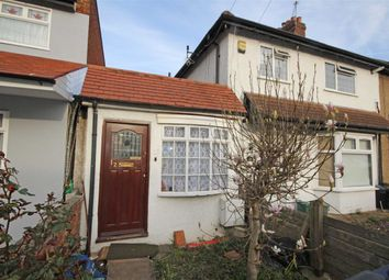 Thumbnail 2 bed flat for sale in Wedmore Road, Greenford