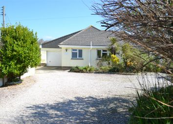 Thumbnail 4 bed detached bungalow for sale in Long Park Drive, Widemouth Bay, Bude