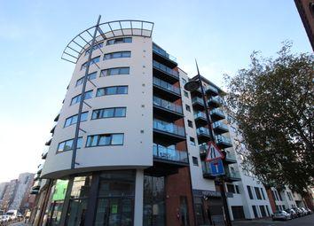 Thumbnail 2 bed flat for sale in 1 Corprolite Street, Neptune Marina, Ipswich