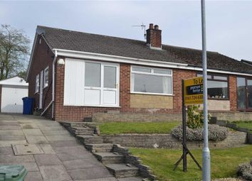Thumbnail 2 bed semi-detached bungalow to rent in Winchester Road, Radcliffe, Manchester