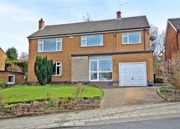 Thumbnail 5 bed detached house for sale in Walsingham Road, Woodthorpe, Nottingham