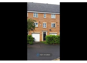 Thumbnail 3 bed terraced house to rent in Morse Way, Kettering