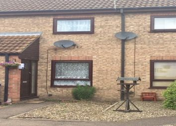 Thumbnail 2 bed terraced house to rent in Amis Court, Lakenheath, Brandon