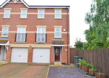 Thumbnail 3 bed end terrace house for sale in Evans Court, Armthorpe, Doncaster