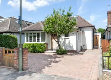 Thumbnail 4 bed detached house for sale in Portmore Park Road, Weybridge, Surrey