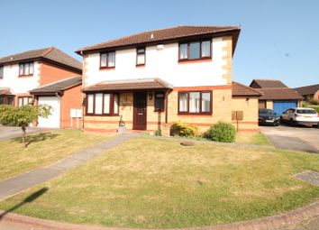 Thumbnail 4 bed detached house for sale in Pennine Court, Daventry