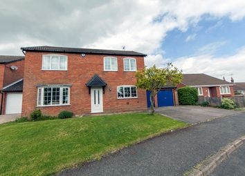 Thumbnail 4 bedroom detached house for sale in Elmcroft Road, North Kilworth, Lutterworth