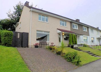 Thumbnail 4 bedroom end terrace house for sale in Kirktonholme Road, West Mains, East Kilbride