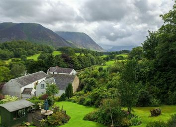 Thumbnail 3 bed detached house for sale in Thackthwaite House, Thackthwaite, Lorton, Cockermouth