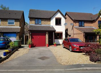 Thumbnail 3 bed detached house for sale in Impson Way, Thetford, Norfolk