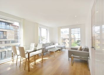 Thumbnail 2 bed flat to rent in Marine Wharf, London