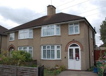 Thumbnail 3 bed semi-detached house for sale in Hugh Allen Crescent, Marston, Oxford