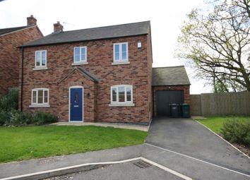 Thumbnail 4 bed detached house to rent in Adams Close, Hartshorne, Swadlincote