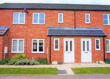 Thumbnail 2 bed terraced house for sale in Camellia Close, Norton, Malton
