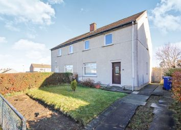 Thumbnail 3 bed semi-detached house for sale in Windsor Drive, Penicuik