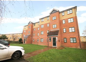 Thumbnail 1 bed flat for sale in Lewisham Court, 1 Hodson Place, Enfield