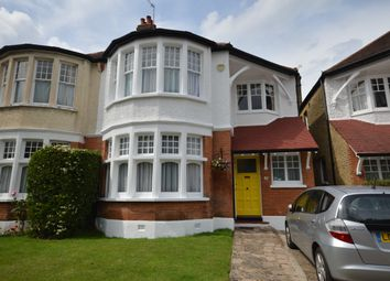 Thumbnail 5 bed semi-detached house for sale in Selborne Road, Southgate