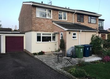 Thumbnail 3 bed semi-detached house to rent in College Crescent, Haslingfield, Cambridge