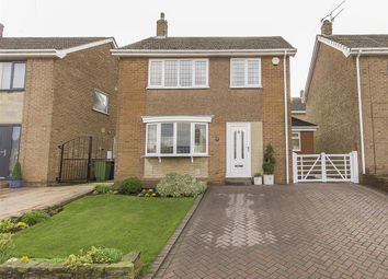 Thumbnail 3 bed detached house for sale in Peterdale Road, Brimington, Chesterfield