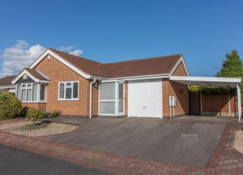 Thumbnail 3 bed detached bungalow for sale in Drake Way, Hinckley