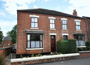 Thumbnail 5 bed semi-detached house for sale in Needwood Street, Burton-On-Trent