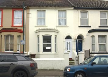 Thumbnail 3 bed terraced house to rent in Copenhagen Road, Gilingham