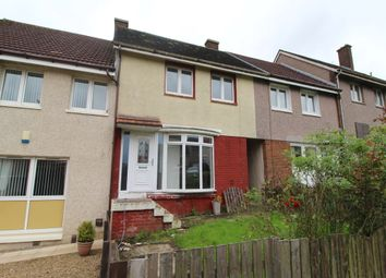 Thumbnail 3 bedroom terraced house to rent in Kintyre Crescent, Airdrie, North Lanarkshire