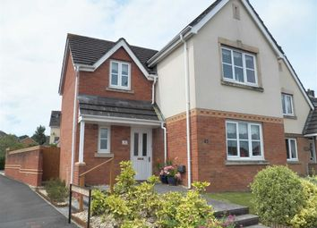 Thumbnail 4 bed detached house for sale in Maenol Glasfryn, Llangennech, Llanelli