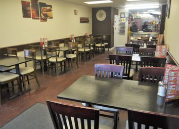 Thumbnail Restaurant/cafe for sale in Cafe & Sandwich Bars DE7, Derbyshire