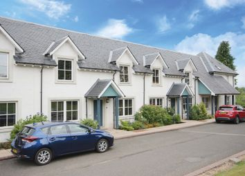Thumbnail 2 bed terraced house for sale in The Meadows, Duchally Road, Auchterarder, Perthshire