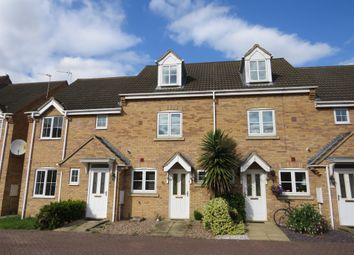 Thumbnail 3 bed terraced house for sale in Juniper Crescent, Spalding