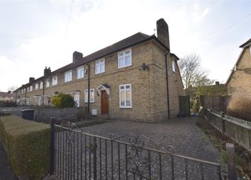 Thumbnail 2 bed end terrace house for sale in Fieldside Road, Bromley
