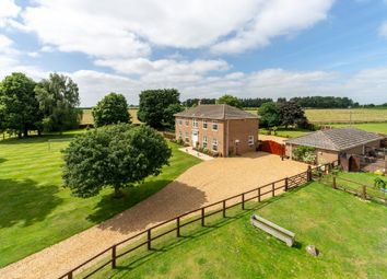 Thumbnail 4 bed detached house for sale in Methwold Road, Northwold, Thetford