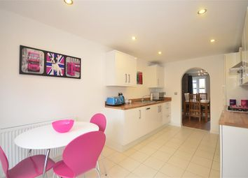 Thumbnail 3 bed town house for sale in Melrose Close, Loose, Maidstone, Kent