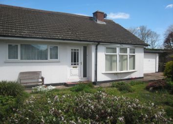 Thumbnail 4 bed detached bungalow for sale in Rockfield Road, Monmouth